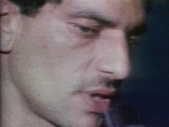 Chico Picadinho quando foi preso há mais de 30 anos. (Foto: Reprodução/TV Globo)