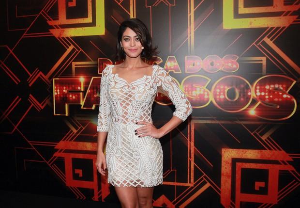 Carol Castro (Foto: Celso Tavares / Ego)