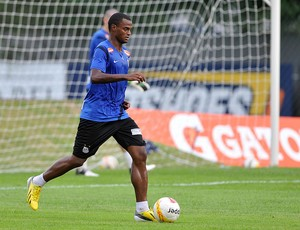 Renê Júnior (Foto: Ricardo Saibun/Divulgação Santos FC)