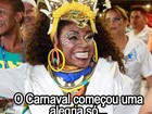 Dê adeus à folia com as fotos mais engraçadas dos famosos no Carnaval