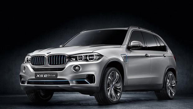 BMW Concept5 X5 eDrive (Foto: BMW)