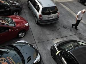 carros usados (Foto: Caio Kenji/G1)