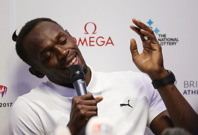 atletismo Usain Bolt Diamond League Londres (Foto: Reuters)