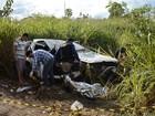 Filha e esposa de ex-secretário morrem em colisão na BR-364, em RO