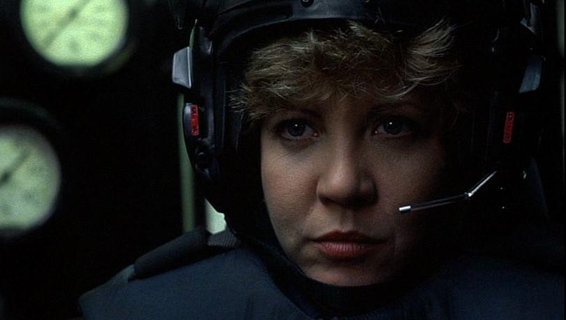 Anne Lewis (Robocop) (Foto: Divulgação)