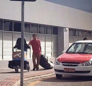 Adriano de Souza Mineirinho Florianópolis (Foto: Reprodução Instagram)