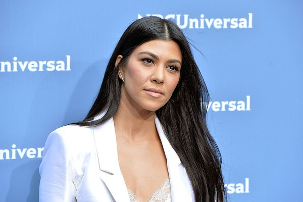 A socialite Kourtney Kardashian (Foto: Getty Images)