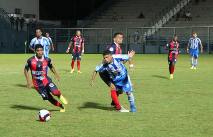 São Raimundo e Fast Campeonato Amazonense (Foto: Patrick Marques)