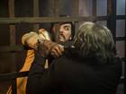Personagem de Daniel de Oliveira busca vingança em penúltimo episódio