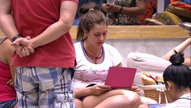 BBB às 13h55m do dia 28/02. (Foto: Big Brother Brasil)