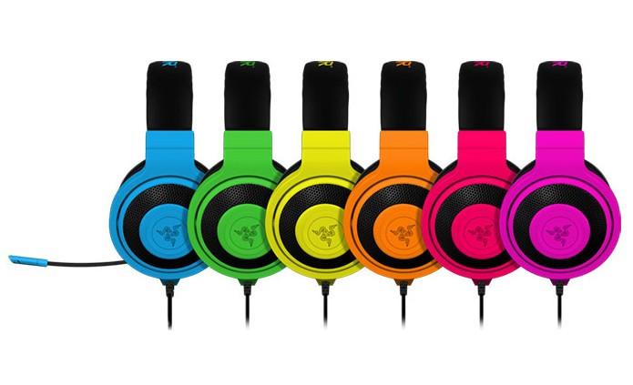 Embora sejam próximos na qualidade, é muito mais fácil encontrar headsets da Razer (Foto: Divulgação)