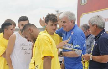 Campeão da Segundona, presidente do São Carlos já sonha com Série A1