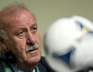 Vicente Del Bosque Espanha (Foto: EFE)