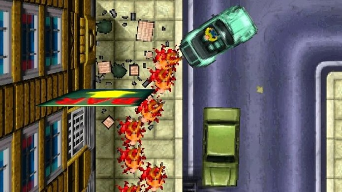 Segundo o criador de GTA, o jogo tem mais em comum com Pac-Man do que pensamos (Foto: Games Radar)