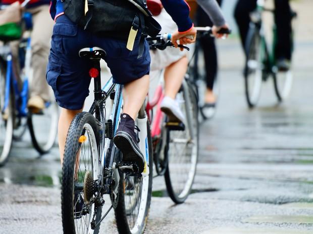 Bicicletas_cidade_bike (Foto: Shutterstock)