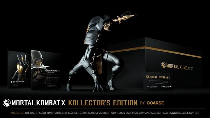 Mortal Kombat X (Foto: Reprodução)