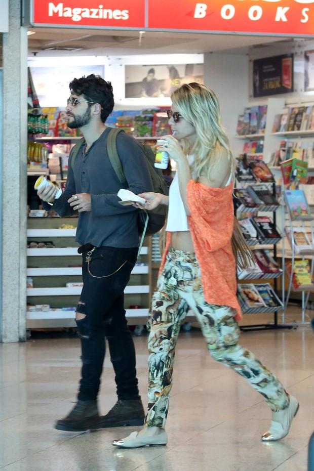 Giovanna Ewbank e Bruno Gagliasso (Foto: André Freitas / AgNews)