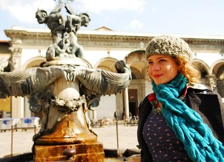 Viaje pela Toscana: Confira as dicas gastronômicas de Leandra Leal