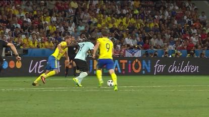 Melhores momentos: Suécia 0 x 1 Bélgica pela Eurocopa