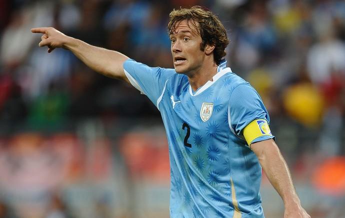 Lugano, Uruguai, Copa do Mundo 2010 (Foto: Getty Images)