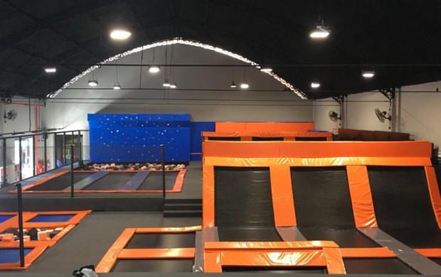 Participantes podem desfrutar de inúmeras atividades no local (Foto: Reprodução/Facebook)