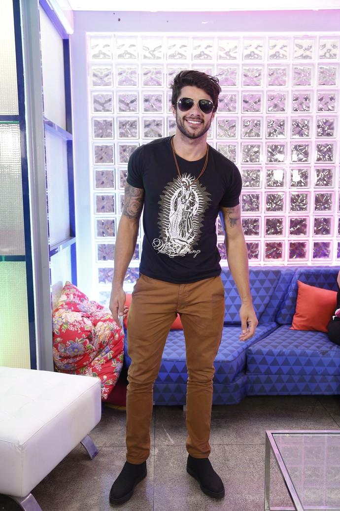 Confira estilo de Renan do BBB16 (Foto: Raphael Dias/Gshow)