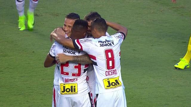 São Paulo x Mirassol - Campeonato Paulista 2017-2017 - globoesporte.com 2f6d480ce3719