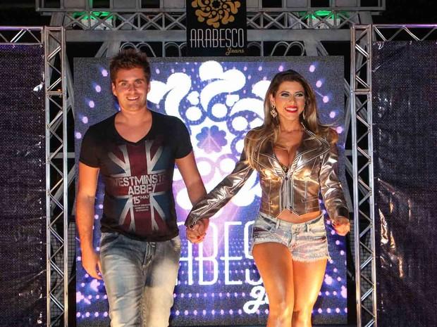 Thiago Gagliasso e Ana Paula Minerato (Foto: Danilo Carvalho e Thais Aline/ Ag. Fio Condutor)