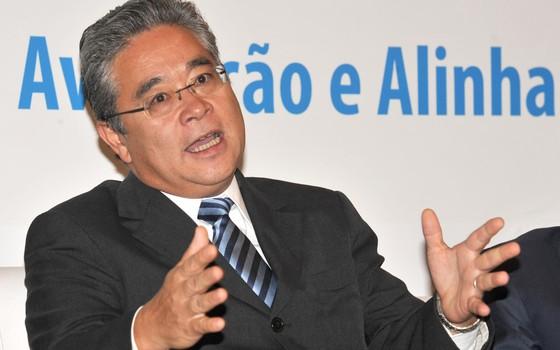 Paulo Okamoto (Foto: Agência Brasil)