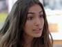 Luciana confessa a Jéssica que está preocupada com seu namoro
