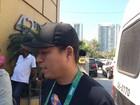 Filipinos relatam furto em alojamento para jornalistas no Rio