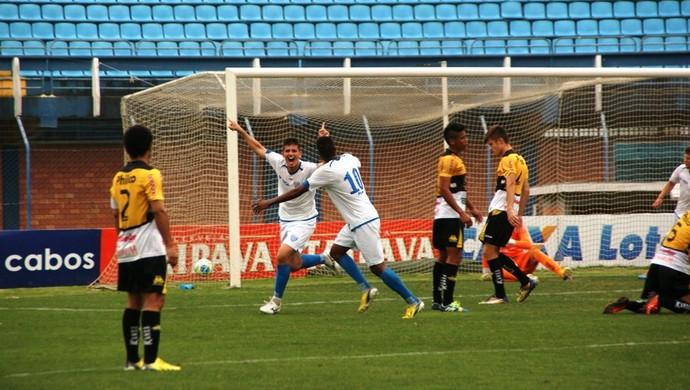 Avaí x Criciúma sub-20 (Foto: Alceu Atherino/Avaí FC)