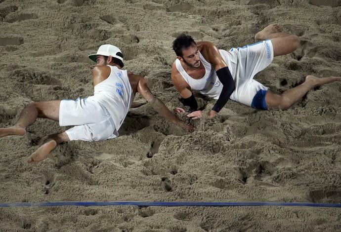Daniele Lupo e Paolo Nicolai Rio 2016 (Foto: REUTERS/Carlos Barria)