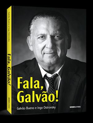 Capa livro Fala, Galvão