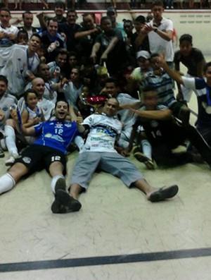 Central/Apcef Campeão Pernambucano 2013 (Foto: Divulgação: Edvaldo Magalhães)