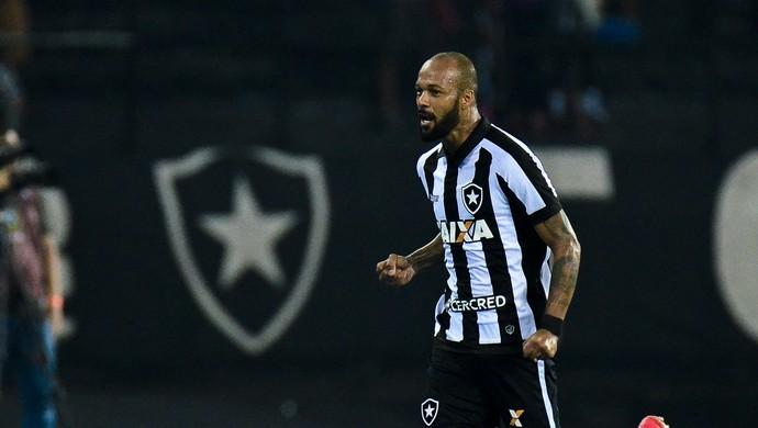 Botafogo x Bahia Bruno Silva (Foto: Agência Estado)