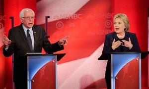 Hillary e Sanders estão em empate técnico nos EUA, diz pesquisa