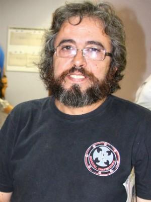 Em setembro, Morelli este em Santa Catarina (Foto: Altamir Andrade/Divulgação)
