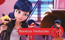 Bonecos Fantoches
