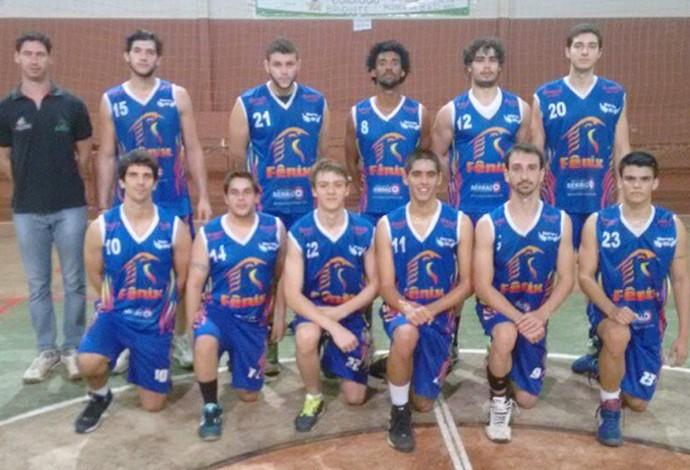 basquete uberaba terceira rodada copa revelar 2015 (Foto: Higor Fiorine/ Arquivo Pessoal)