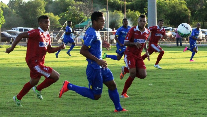 Baré x Palmas (Foto: Imagem/Ivonisio Júnior)