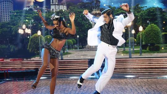 Felipe Simas repete passo do irmão Rodrigo e, como ele, é campeão do 'Dança dos Famosos'