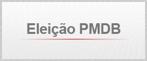 agenda selo eleição pmdb (Foto: G1)