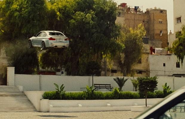 """BMW M3 no filme """"Missão Impossível - Nação Secreta"""" (Foto: Divulgação)"""