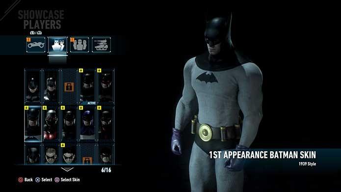 A primeira aparição de Batman (Foto: Reprodução/Felipe Vinha)