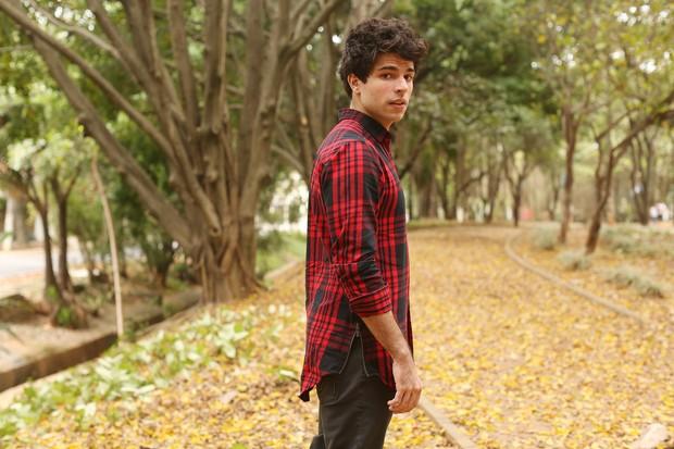 Diego Montez (Foto: Iwi Onodera/EGO)