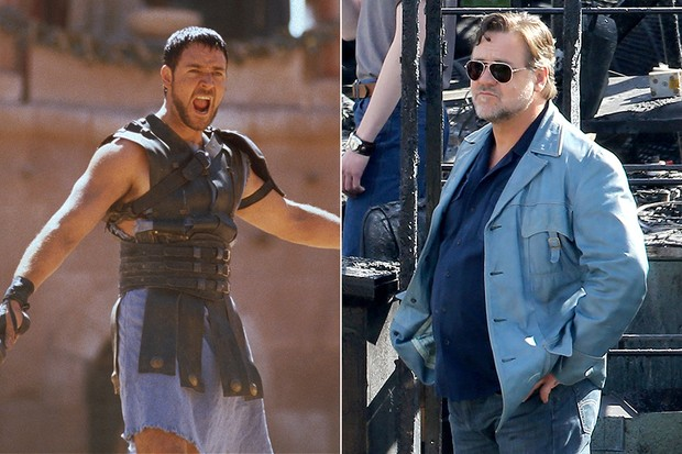 Russell Crowe (Foto: Getty Images | AKM GSI)