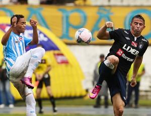 Remo e Paysandu se enfrentaram no domingo, no Estádio Mangueirão (Foto: Tarso Sarraf/O Liberal)