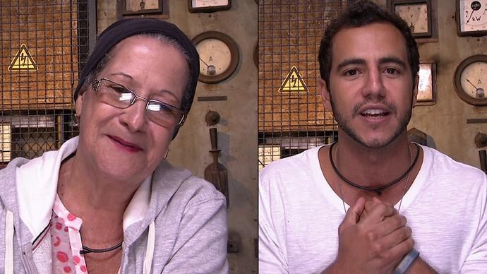 votação Matheus Geralda (Foto: TV Globo)