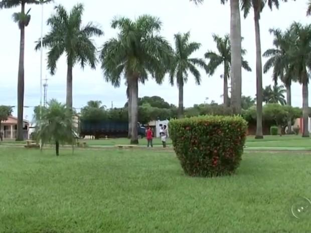 Turiúba está entre as seis cidades da lista  (Foto: Reprodução/TV Tem)